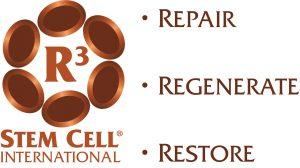 R3 Stem Cell International Logo Horizontal
